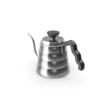 Drip Kettle Hario Buono PNG & PSD Images