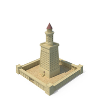 Lighthouse Of Alexandria PNG & PSD Images