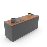 kitchen Island PNG & PSD Images