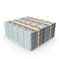 Dollars Stack PNG & PSD Images