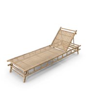 Bamboo Sunbed PNG & PSD Images