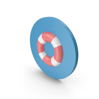 Lifebuoy Icon PNG & PSD Images
