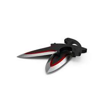 CS:GO Shadow Daggers Autotronic PNG & PSD Images