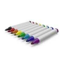 Marker Pens PNG & PSD Images