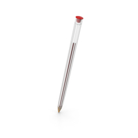Simple Red Pen PNG & PSD Images