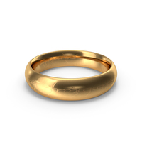The One Ring of Power PNG & PSD Images