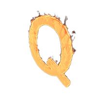 Fire Letter Q PNG & PSD Images