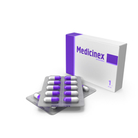Medication Capsule Pills PNG & PSD Images