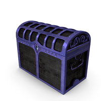 Magical Chest Locked PNG & PSD Images