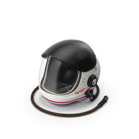 NASA Launch Entry Helmet PNG & PSD Images