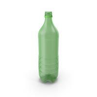 Plastic Bottle Empty No Label PNG & PSD Images