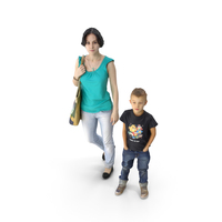 Woman and Child PNG & PSD Images