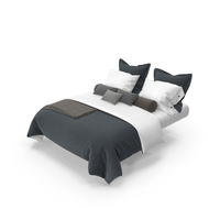 Photorealistic Bed PNG & PSD Images