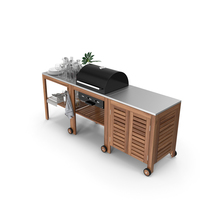 Ikea Charcoal Barbecue PNG & PSD Images