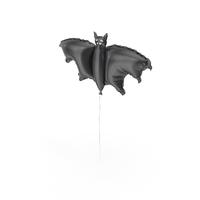 Bat Foil Balloon PNG & PSD Images