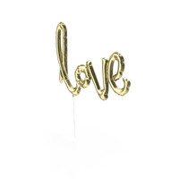 Love Balloon PNG & PSD Images
