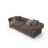 Chester One Sofa PNG & PSD Images
