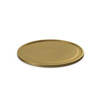 Golden Medallion Blank PNG & PSD Images