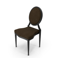 Aluminum Stacking Chair PNG & PSD Images