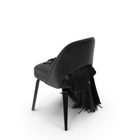 Saarinen Executive Side Chair PNG & PSD Images