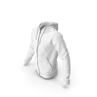 White Hoody PNG & PSD Images