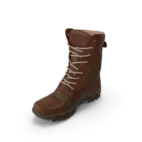 Military Boots Brown PNG & PSD Images