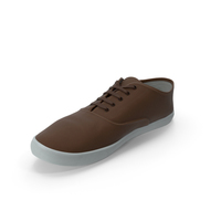 Sport Shoes Brown PNG & PSD Images