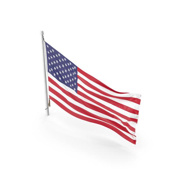 USA Flag PNG & PSD Images