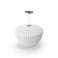 Nelson Apple Pendant Lamp PNG & PSD Images