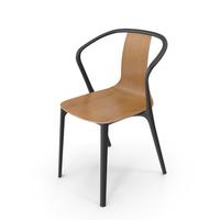 Belleville Chair Wood PNG & PSD Images