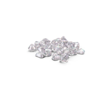 Small Crystal Diamond Pile PNG & PSD Images