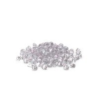 Crystal Diamond Pile PNG & PSD Images