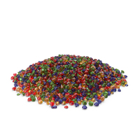 Large Mixed Gems pile PNG & PSD Images