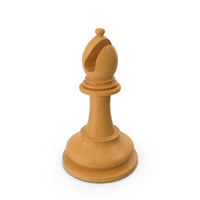 Chess White Bishop PNG & PSD Images