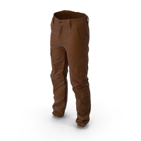 Military Pants Desert Brown PNG & PSD Images
