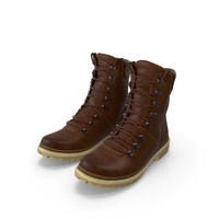 Boots Military Coyote Brown PNG & PSD Images