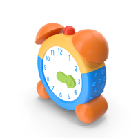 Alarm Clock Toy PNG & PSD Images