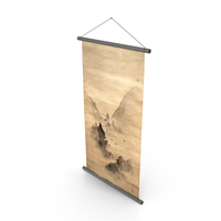 Wall Scroll PNG & PSD Images