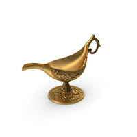 Antique Oil Lamp PNG & PSD Images