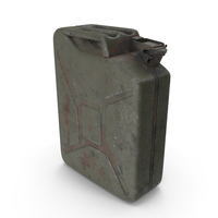 Jerry Can Green PNG & PSD Images