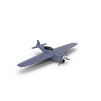 WW2 Fighter Plane Toy PNG & PSD Images