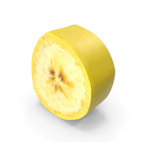 Banana Ring Piece PNG & PSD Images