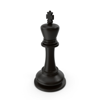 Chess Black King PNG & PSD Images