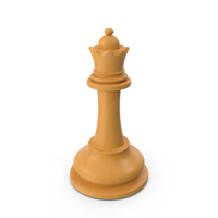 Chess White Queen PNG & PSD Images