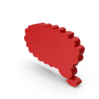 Symbol Thought Balloon PNG & PSD Images
