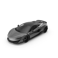 Sports Car Silver PNG & PSD Images