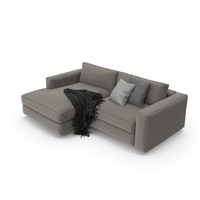 Reid Sectional Chaise Sofa PNG & PSD Images