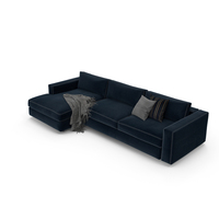 Reid Sectional Chaise PNG & PSD Images