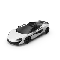 Sports Car White PNG & PSD Images