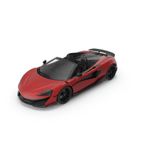 Sports Car Red PNG & PSD Images
